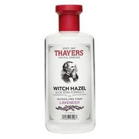 Thayers Witch Hazel Alcohol Free Toner Lavender - 12 oz