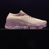Best Deal Online 2018 Nike Air Max VaporMax Flyknit Men Women Running Shoes Pink