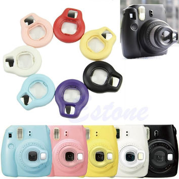 Close up Lens Rotary Self Shot Mirror For FujiFilm Instax Mini 7S 8 Film Camera