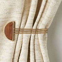 Hemisphere Tieback by Anthropologie