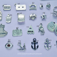 Design-your-own: Charms 1-70