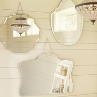 PIPER FRAMELESS MIRRORS