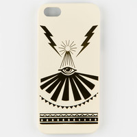 Volcom Chatty Cathy Iphone 5 Case Gold One Size For Women 24768962101