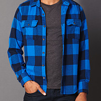 Classic Fit Buffalo Plaid Shirt