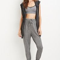 Active Marled Knit Sweatpants