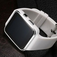 In Stock Bluetooth Smart Watch X6 For Iphone Andro