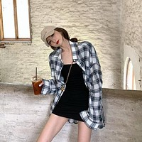 【Final Sale】Checkmate Rugged Shirt