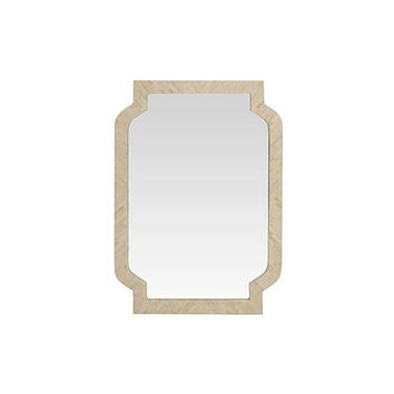 Rosemary Wall Mirror by Worlds Away