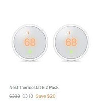 Nest E Two Pack