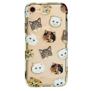 Carli's Cats iPhone Case by Carli Bybel