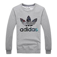 Trendsetter Adidas Women Men Fashion Casual Top Sweater Pullover