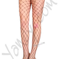 Fence Net Pantyhose