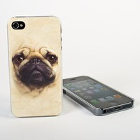 Big Face Pug Case for iPhone at Firebox.com