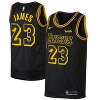 Lakers The City LeBron Jersey