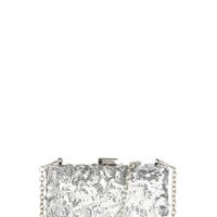 ModCloth Statement Play the Party Clutch