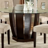 Suarez Contemporary Dining Table