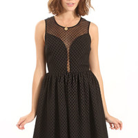 Untamed Dots Dress