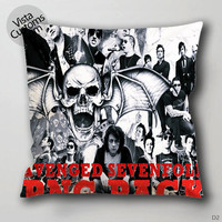 Avenged Sevenfold png pack Pillow Case, Chusion Cover ( 1 or 2 Side Print With Size 16, 18, 20, 26, 30, 36 inch )
