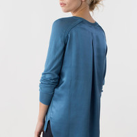 Silk Back Vee | Margaret O'Leary Inc.