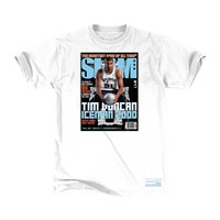 Mitchell & Ness x SLAM Magazine Cover San Antonio Spurs Tim Duncan T-Shirt