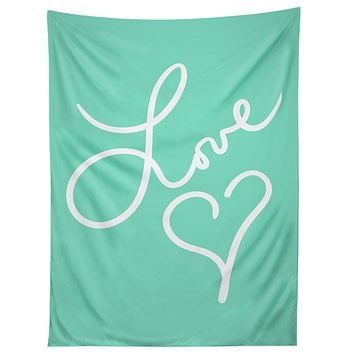Lisa Argyropoulos Love Beat Tapestry