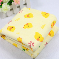 Baby Changing Mat 3 Size Baby Waterproof Urine Pad Mat Cotton Washable Waterproof Bed Sheet Pad 70 x 120cm Large BTRQ0030