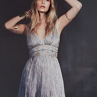 Free People Metallica Beaded Cut Out