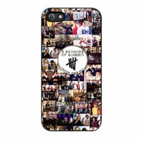 5 Seconds Of Summer Collage iPhone 5 Case