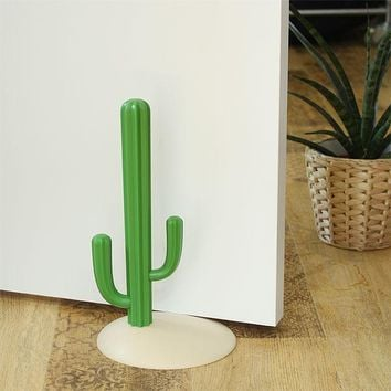 Cactus Door Stopper