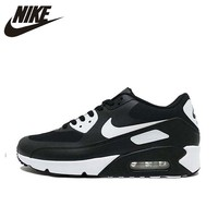 Official Original Nike AIR MAX 90 Men's Running Shoes Breathable Sports Sneakers Comfortable Fast Outdoor Athletic 875695-008