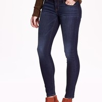 Old Navy Womens Low Rise Rockstar Skinny Jeans