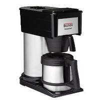 New BUNN BTX-B ThermoFresh 10Cup Home Thermal Carafe Coffee Brewer Coffee Maker