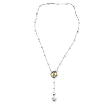 Rosary Chain in Silver 925
