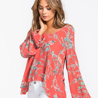 BILLABONG Dream Escape Womens Top | Blouses & Shirts