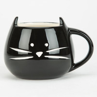 Ankit Cat Mug Black One Size For Women 26050110001