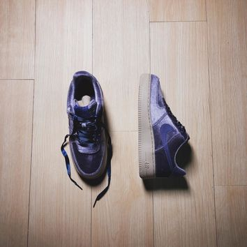 [Free Shipping ] Nike Air Force 1 Low 07 LV8 Suede Basketball Sneaker