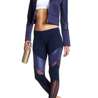 Work It Out Panel Leggings