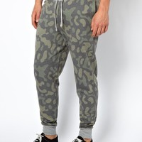 ASOS | ASOS Sweatpant In Camo Print at ASOS