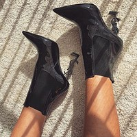 YSL Fashion high heels
