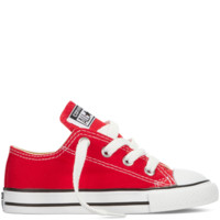 Red Chuck Taylor Toddler Shoes : Baby Converse Shoes | Converse.com