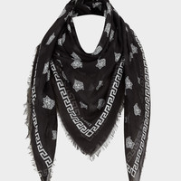 Versace Medusa Pattern Scarf for Women | US Online Store
