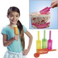 Cool Cones Reusable Ice-Cream Push-ups (4 Pack) - Do it Yourself Frozen Treats:Amazon:Kitchen & Dining