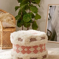 Helena Geo Pillow Pouf - Urban Outfitters