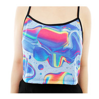 Oil Spill Crop Top (LAST ONE)
