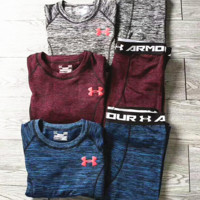 Under Armour Warm and bottom sports suit B-ZDL-STPFYF