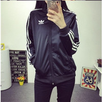 Fashion Adidas Print Jacket [9327897543]