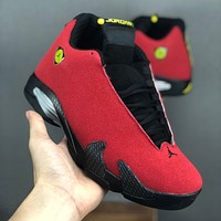 "Air Jordan 14 ""Ferrari"" - Best Deal Online"