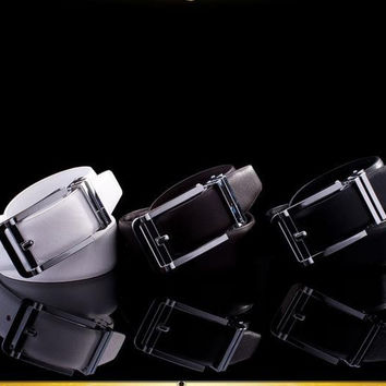 High Quality Leather Belts - 2 Colors