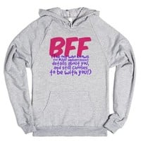 BFF - The One Who Knows Too Many Embarrassing Details-Hoodie