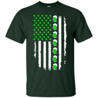 St. Patrick's Day Custom Ultra Cotton T-Shirt